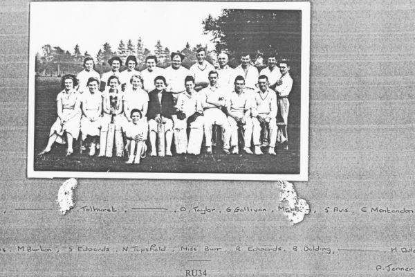 Tollhurst Cricket Team